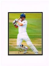 Andrew Strauss Autograph Signed Photo